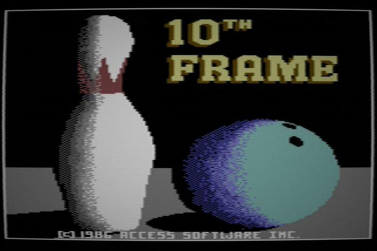 C64 Title Screens