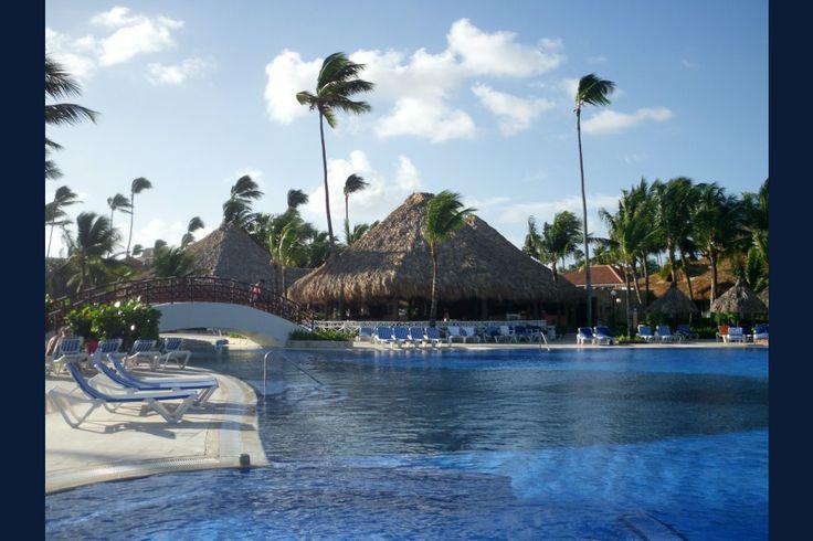 Dominikánská republika, hotel Gran bahia principe Bávaro, prosinec 2013 - Fotoalbum Dominikánská republika - Orbion.cz