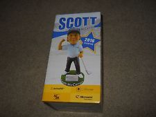 Scott McCarron Bobblehead PGA Golf 2016 Principal Charity Champion VERY RARE !