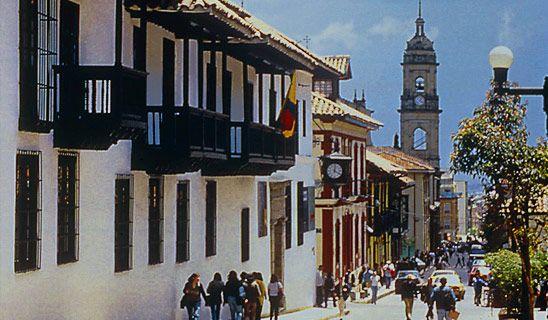 La Parte Historica de #Bogotá