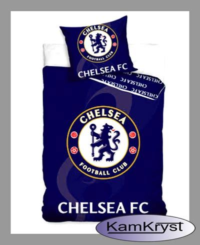 Bedding Chelsea FC 160x200 | Pościel Chelsea FC 160x200