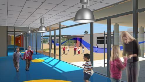 Groupe scolaire de Zonza | Atelier Archi-med