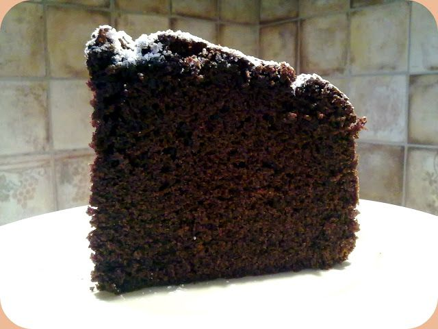 Torta al cacao soffice soffice - Bimby