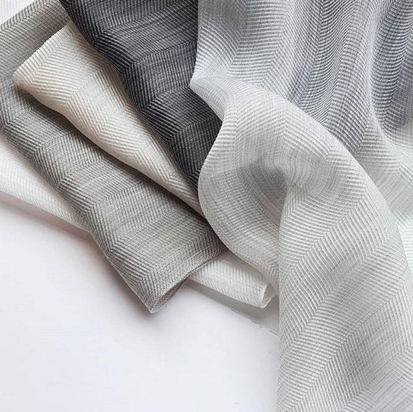 Quantum . . . #sheers #drapery #newcollection #newarrivals #quantum #herringbone #interiordesign #luxury #design #dreamydrapes #chevron #sheerluxe #textiles #greytones #textiledesign #threadcountinc #roomerscollection #threadcounttextiles