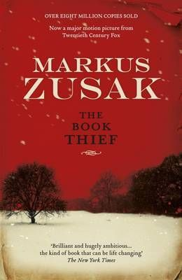 The Book Thief by Markus Zusak.  A compelling story set in Nazi Germany.  It tells the tale of a young girl who has a passion for reading and takes on the dangerous task of rescuing books from the piles of Nazi book burnings.  It is inspirational and highlights the power of passion and the ability of words to transform our world.  I have seen the movie and it is immensely moving, evoking a wide range of emotions.