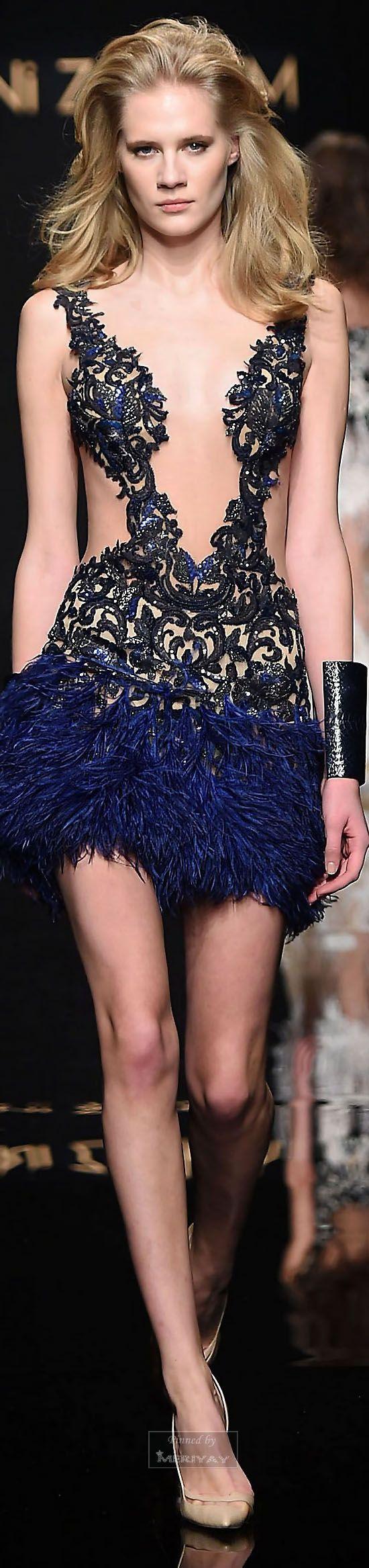 Rani Zakhem .Spring-summer 2015 - Couture. http://www.AmericasMall.com