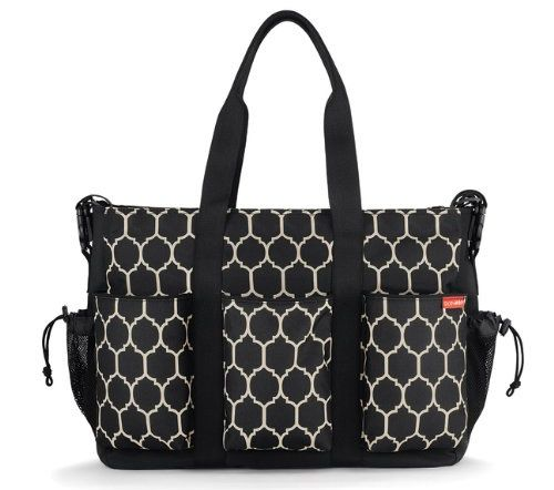 Having twins means needing double the space in your diaper bag! Find our top 5 recommendations in diaper bags for twins!