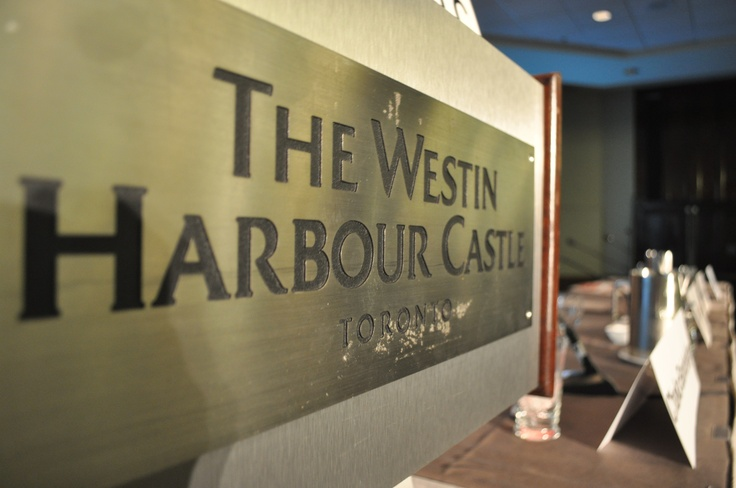 The Westin Harbour Castle Hotel, Toronto
