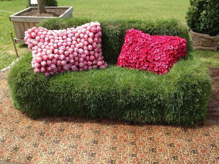 virág kanapé:)