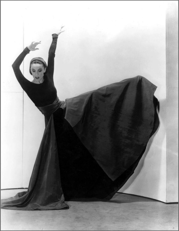 Martha Graham and the evolution of modern dance .... one of 12 Apple Think…