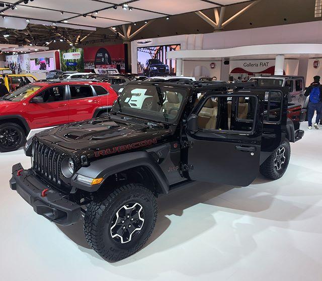 2020 Jeep Gladiator Rubicon #4x4 #offroad #rubicon #cias