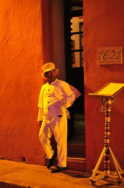 Cartagena. Colombia   by Environmental Artist