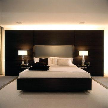Penthouse, Victoria, London - contemporary - bedroom - london - Honky Architecture & Interior Design