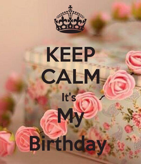 Keep Calm Happy Birthday To My Befu Ulzii :*