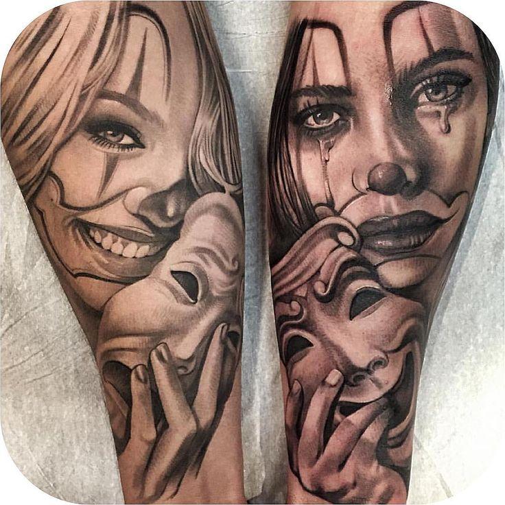 """3,308 Likes, 34 Comments - Tattoodo (@tattoodo) on Instagram: """" @mackotattoo #tattoodo"""""""