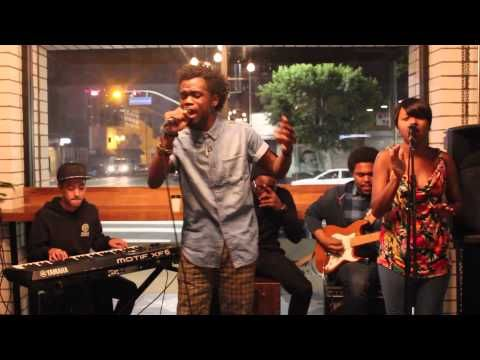 "Jamal Haynes ""Losing You"" (Cover) Solange Knowles - YouTube"
