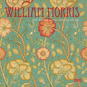 The Met Store - William Morris Wall Calendar 2013