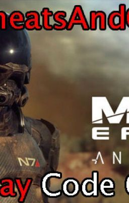 #wattpad #short-story With this video guide we will show you how to download Mass Effect Andromeda Redeem Code Generator for Free! Www.Cheatsandcode.xyz Just follow the video and web site information to get Free Mass Effect Andromeda Game and Download it on Xbox One and PC! Once you got your Mass Effect Andromeda Redeem...