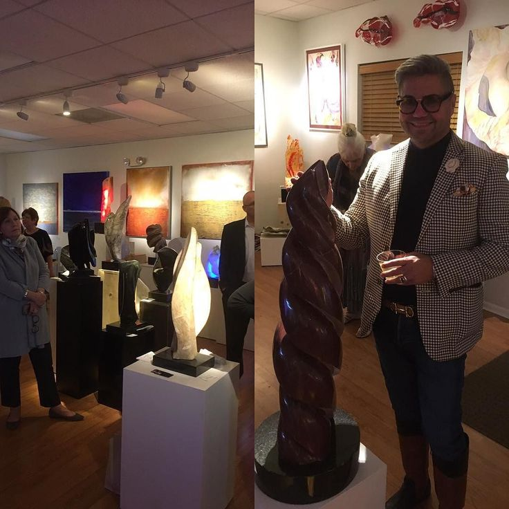 Last Night At The Interior Design Society Of Naples Meeting My Gallery A Great Time