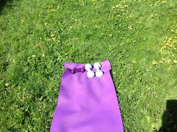 Hiit sessions in the sun