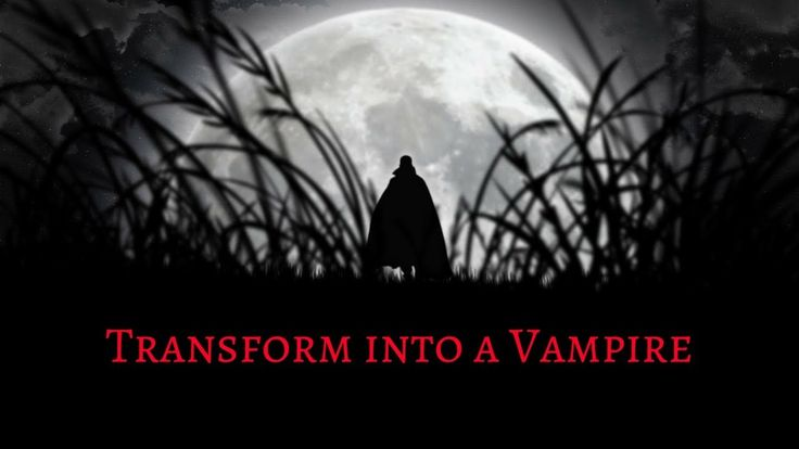 nice #Extremely Powerful Vampire Spell // Frequency // Subliminal (Become a Vampire) Hypnosis -VIDEO