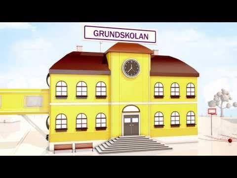 Svenska skolan för nyanlända - svenska - YouTube