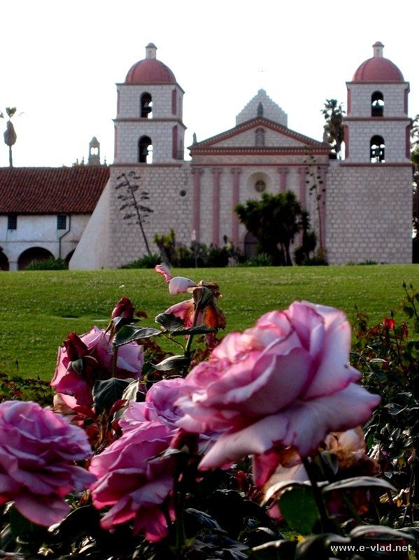 santa barbara sites and attractions pictures | Santa Barbara Mission Pictures