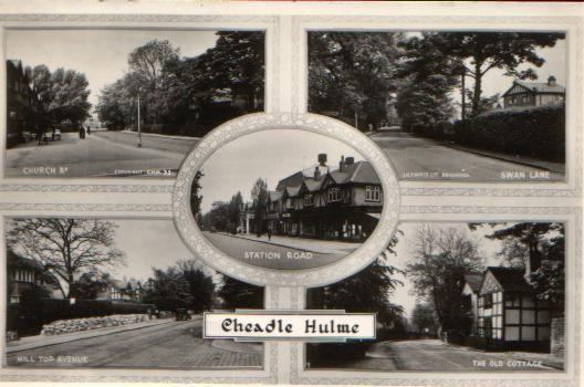 Cheadle Hulme, Cheshire, England