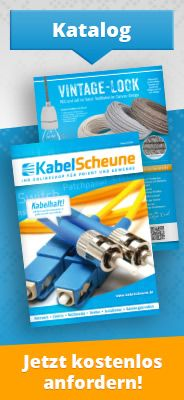 KabelScheune Katalog anfordern
