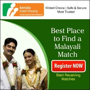 Top and Popular Kerala Matrimonial Sites/Popular Malayalam Marriage sites listing is a best guide to Kerala matrimonial sites which provides the best life partner selection methods available on the Web. It brings the most Popular Kerala matrimony sites to make your match making process easy. The listing describe the features and facilities of the top Indian matrimonial sites which help the users for finding a perfect match.