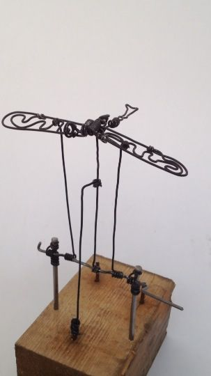 Mechanical dragonfly
