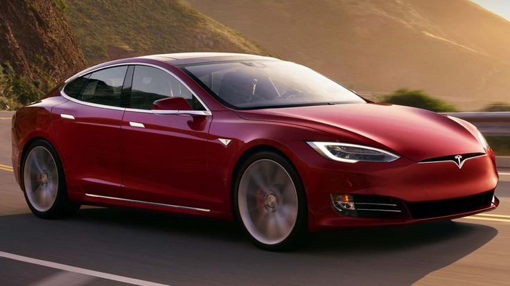 Tesla's new electric car is described as the world's fastest