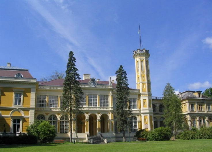 Károlyi kastély, Fűzérradvány, Hungary