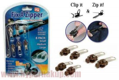 Fix Zipper náhradné bežce na zips