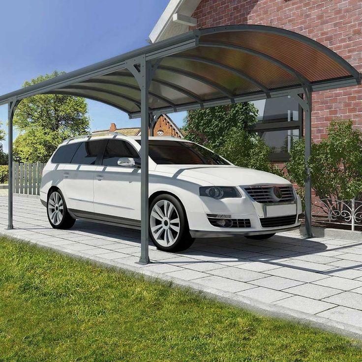 Polycarbonate carport, Car Canopy, Cantilever Carport