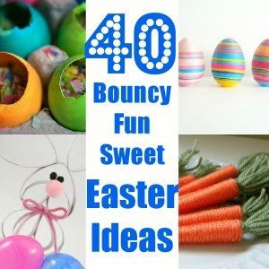 40 Easter Crafts to Inspire You
