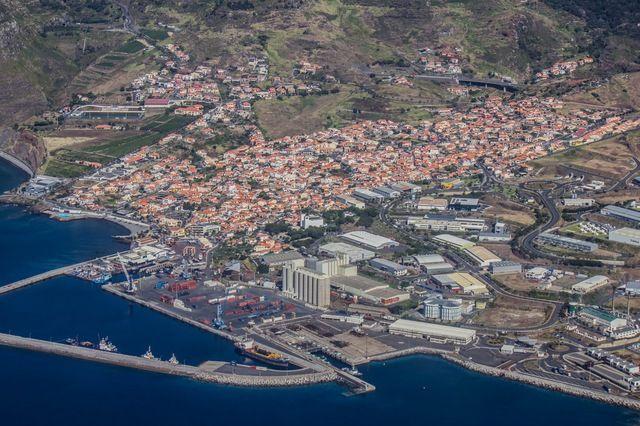 Pötyi pez adagolója - Az elbűvölő Madeira