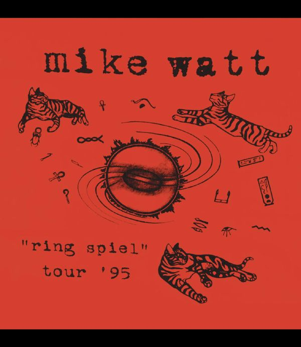 New Release Roundup: Mike Watt live, Pavo Pavo debut
