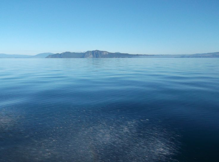 Lake Taupo, NZ - Western Bays