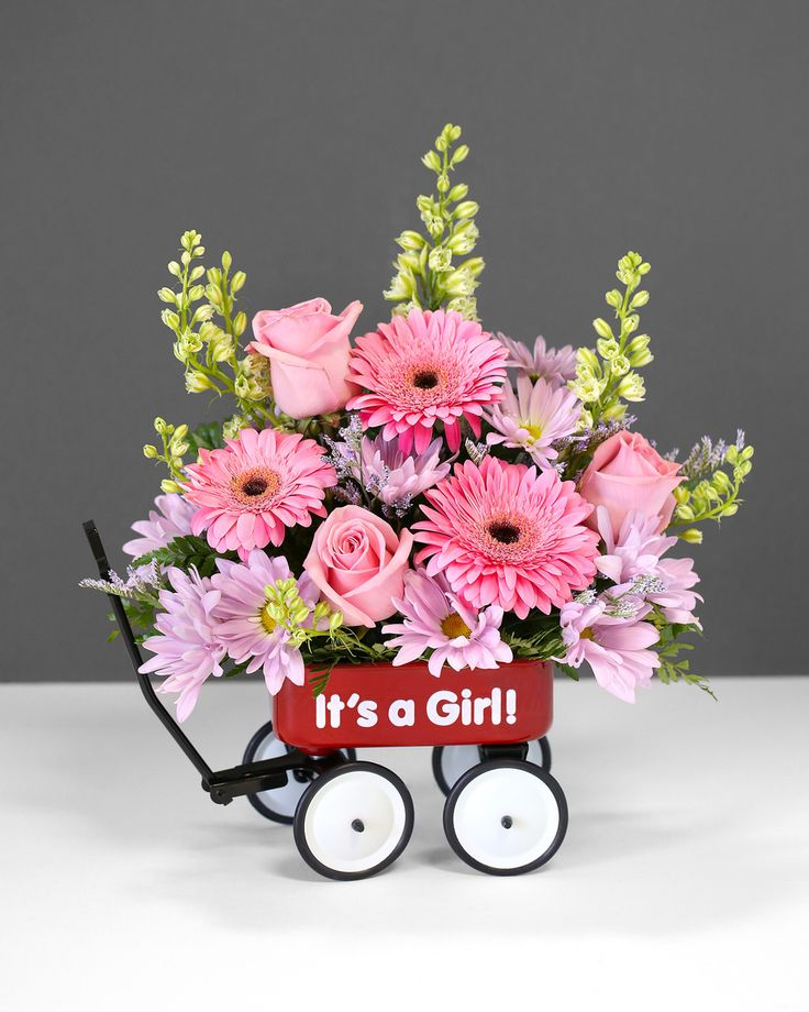 8 best New Baby Flowers & Gifts images on Pinterest ...