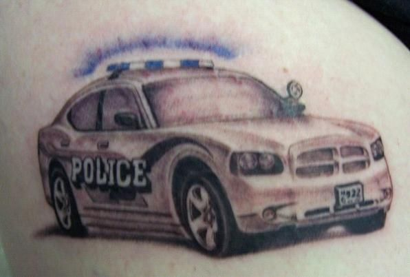 best 25 police tattoo ideas on pinterest law enforcement tattoos police wife tattoo and. Black Bedroom Furniture Sets. Home Design Ideas