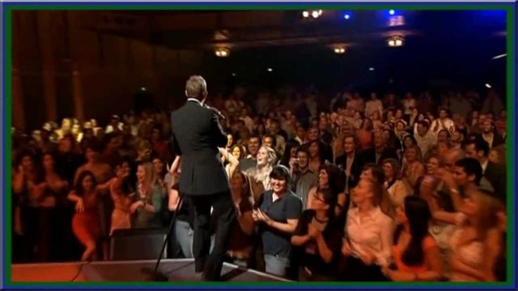 Michael Bublé - Save The Last Dance For Me (Live) HD