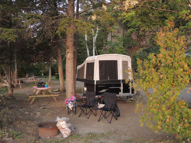 Camping Demi-Lieue terrain #507 (2015)