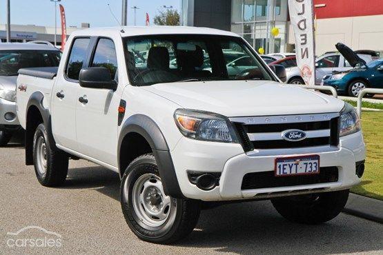 2010 Ford Ranger XL PK Auto 4x4-$23,990*