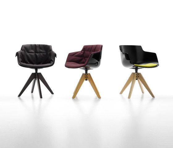 Task chairs | Office chairs | Flow Slim | MDF Italia | Jean Marie ... Check it out on Architonic