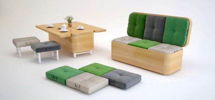 Best 25 Multifunctional Furniture Ideas On Pinterest Multifunctional Furniture Small Spaces