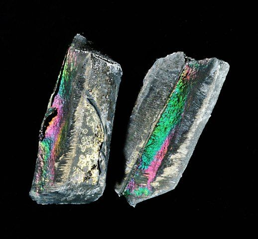 Lithium (Li), Alkali metals...Microscopic Photos of the Periodic Table of Elements