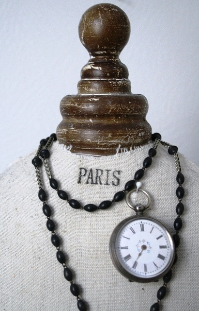 Almost anything that evokes a vision of Paris-in-the-past