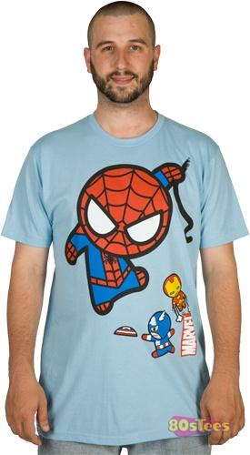 Kawaii Spiderman