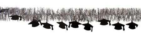 Black, Gold & Silver Graduation Party Supplies - Party City